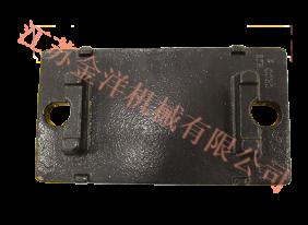 WJ8铁垫板